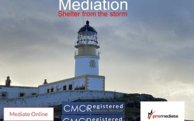 Train as a civil and commercial mediator or convert to workplace mediator next week